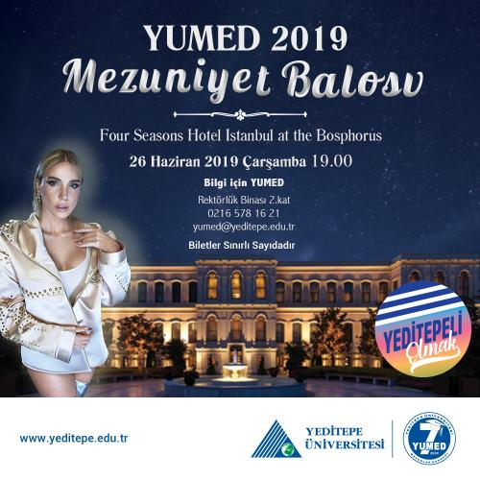 YUMED - Mezuniyet Balosu 2019
