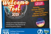 Welcome Fest'19